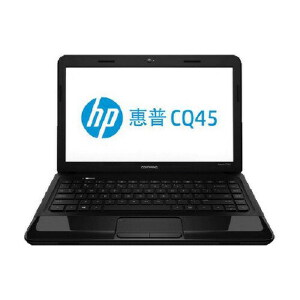 【当当自营】 HP惠普 CQ45-m01TX 14寸笔记本电脑 (i5-3230M 4G 500G HD7450 1G独显 DOS 黑色)