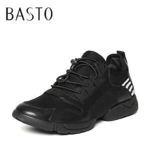 BASTO/百思图男休闲鞋BGN02CM6