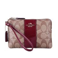 【当当自营】蔻驰(COACH)时尚女士经典款手腕包零钱包 F54460 F55739