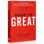 【现货】英文原版《从优秀到卓越》 Good to Great: Why Some Companies Make the Leap...and Others Don't  精装收藏版