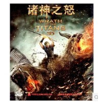 正版3D蓝光碟诸神之战2诸神之怒3d蓝光高清碟1080P蓝光BD电影dvd