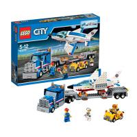 [当当自营]LEGO 乐高 CITY城市系列 航天训练机运输车 积木拼插儿童益智玩具 60079
