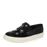 Teenmix/天美意专柜同款牛皮革女单鞋6SD20CM5