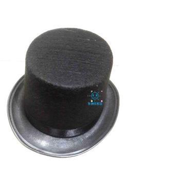 聚会儿童礼帽服装 魔术师帽子 魔术帽 高礼帽 爵士帽 魔术道具