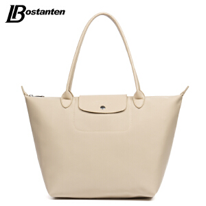(可礼品卡支付)波斯丹顿单肩包女士包新款韩版简约百搭大容量妈妈包BL1162083K