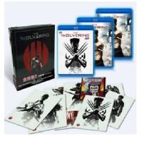 正版3d蓝光碟金刚狼2高清1080P蓝光 DVD9+BD50+3D电影3dvd碟片