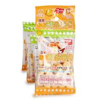日本岩本 5连包蛋黄南瓜小馒头15g *5包 7个月以上的宝宝适用