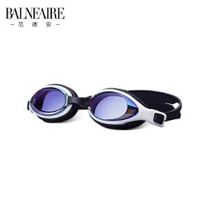 范德安2016新款成人近视泳镜高清电镀防水防雾男女通用专业游泳镜