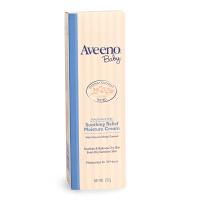 美国Aveeno baby燕麦润肤乳 宝宝面霜婴儿保湿儿童身体乳 润肤霜