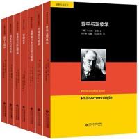 舍勒作品系列(全七册)哲学与现象学 自我认识的偶像 同情感与他者