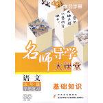 语文:九年级专题复习(基础知识)――名师导学大课堂(2DVD+学习手册)