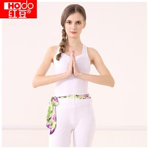 红豆性感瑜伽服套装春夏显瘦运动健身舞蹈服修身瑜珈服女士两件套
