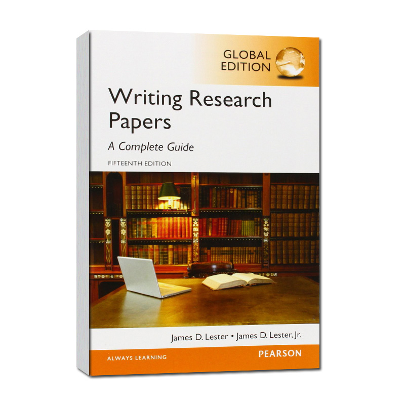 guide writing college research papers