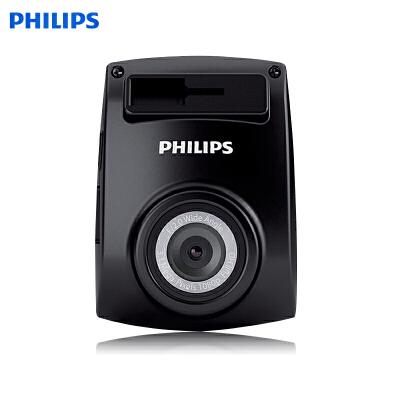 【支持礼品卡】新款飞利浦ADR619汽车行车记录仪车载迷你高清1080P夜视加强广角