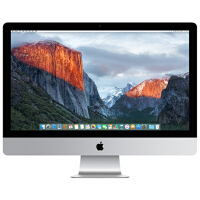 苹果(Apple)iMac 21.5英寸台式一体机 MK452CH/A 四核 Core i5 处理器 8GB 1TB存储 Retina 4K屏官方标配