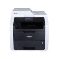 兄弟(Brother)MFC-9140CDN彩色激光打印复印扫描传真机一体机 自动双面网络