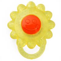 贝亲牙胶婴儿注水磨牙器玩具 宝宝磨牙棒口腔护理训练器咬咬牙胶