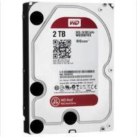 西部数据(WD) 台式机硬盘 2T 红盘 2TB SATA6Gb/s 64M 台式机硬盘(WD20EFRX) 品质铸造品牌!红盘的广泛兼容性、专为网络存储而设置,不仅仅是NAS硬盘,更是网络存储时代的开拓者!