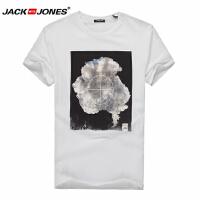 杰克琼斯时尚百搭T恤1-3-17-215301016023
