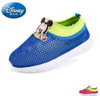 迪士尼宝宝鞋2016春季新款婴儿早教女童运动鞋米奇老鼠男女宝宝鞋学步鞋1-3岁