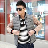 韩版修身男棉衣夹克冬季新款棉服外套男装潮男棉袄短款