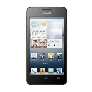 【当当自营】 HUAWEI华为 G525 3G手机 智能手机(黄色)WCDMA/GSM 双卡双待
