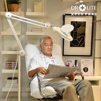 爱德华医生长辈领导母亲父亲实用礼物精品LED阅读护眼灯落地灯