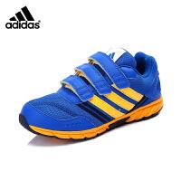 Adidas/阿迪达斯童鞋男女童休闲魔术贴儿童运动鞋 M18504