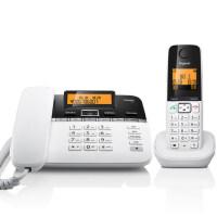 原SIEMENS \Gigaset 集怡嘉 C330全中文数字无绳来电显示电话机子母机包邮