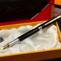 钢笔 毕加索钢笔 毕加索903 瑞典花王系列 黑有光 钢笔