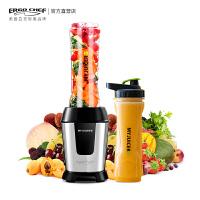 【领券下单-升级双杯】美国ergo chef 原汁机my juicer2代榨汁机果汁机搅拌机便携辅食机