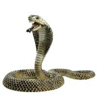 [当当自营]Schleich 思乐 野生动物系列 眼镜蛇 仿真塑胶动物模型收藏玩具 S14733