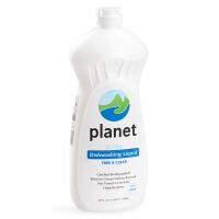美国planet餐具奶瓶洗洁精果蔬清洗液739ml多用途奶瓶果蔬清洗剂