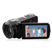 Ordro/欧达 HDV-Z80 数码摄像机高清家用DV1080P2400万带遥控 10倍光学