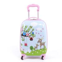 可爱卡通儿童拉杆箱行李箱旅行箱瓢虫蜜蜂小朋友背包书包