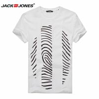 杰克琼斯时尚休闲百搭T恤1-2-6-215101021020