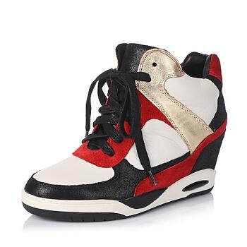 Teenmix/天美意专柜同款女单鞋6WI27CM5