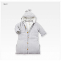 davebella 秋冬季柔软保暖新生宝宝/婴儿/新生儿睡袋
