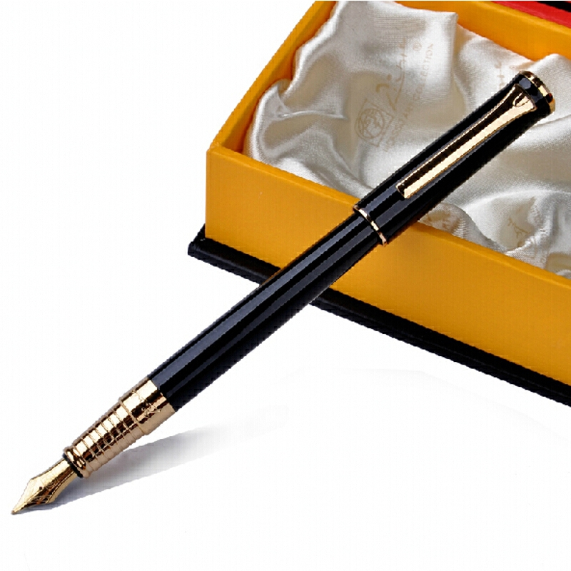 picasso 毕加索钢笔 专柜 毕加索 988系列钢笔墨水笔 圣诞礼物_黑色