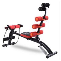 多功能六合一健身器材减肥瘦身收腹机 懒人运动机仰卧起坐板家用