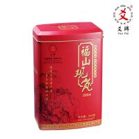 爻牌 福山观岚 勐海普洱04年陈年老熟散茶包入 400g礼盒茶叶