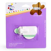 美国MDB塑料锁扣B型多功能安全锁对开门锁宝宝 宝宝安全防护用品