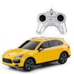 Rastar保时捷1:24卡宴遥控车模型儿童玩具车星辉车模46100