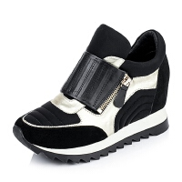 Tata/他她专柜同款牛皮女单鞋V303DCM5