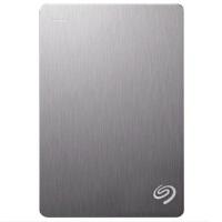 希捷(Seagate)移动硬盘 5T 2.5寸 Backup Plus 新睿品 5T USB3.0 便携式移动硬盘 银色版