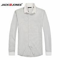 杰克琼斯时尚休闲百搭衬衫19-2-1-213105007023