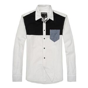 杰克琼斯衬衫17-4-5-213105046023