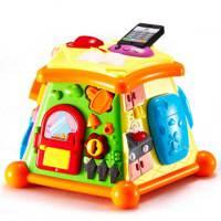 AUBY澳贝 益智玩具儿童婴儿宝宝早教玩具 奥贝婴幼儿岁情景生活体验馆463419