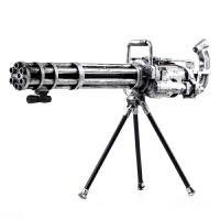 宜佳达 玩具枪 可充电 可发射水晶弹子弹连发软弹 电动狙击枪玩具 YJD317战雷狼牙