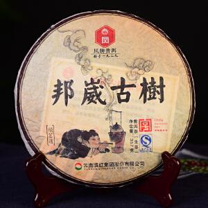 【单片】2011年凤牌普洱 邦崴古树  纯料古树生茶 357克/片
